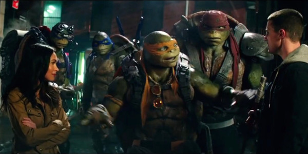 The ninja turtles film movie
