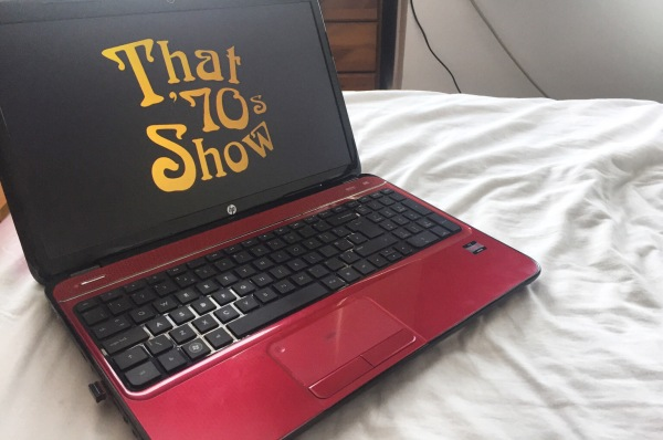 Currently watching: that '70s show - Shut up Meg