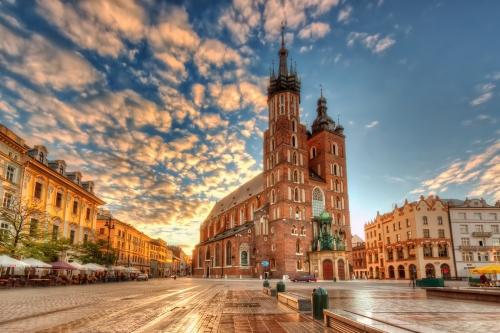 Mary-Basilica-Krakow