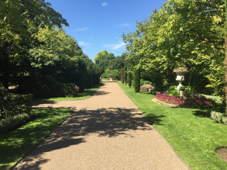 St James Park London England