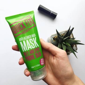 Quick Fix Facials Face Mask