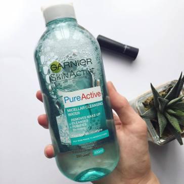 Garnier PureActive Miscellar Water