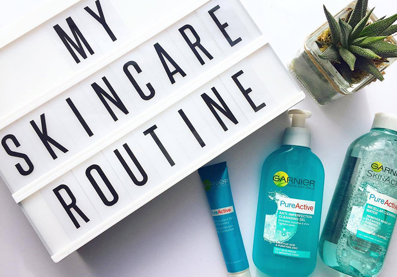 My Skincare Routine - Megan Griffin Blog